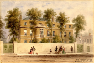 Gore House Kensington