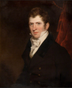 Sir George Chetwynd 2nd baronet. Emma last exhibited painting at RA